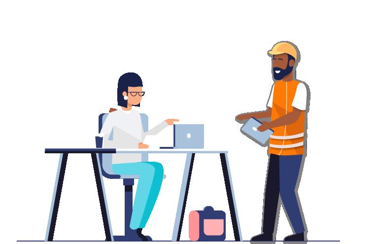 Communicatie - Arinto - Optimaliseer uw personeel, materieel en materiaal