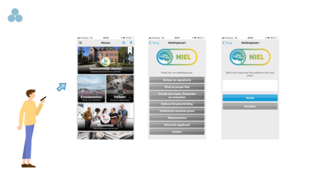 Gemeente Niel kiest Arinto voor optimalisatie burgermeldingen - Arinto Planning Software